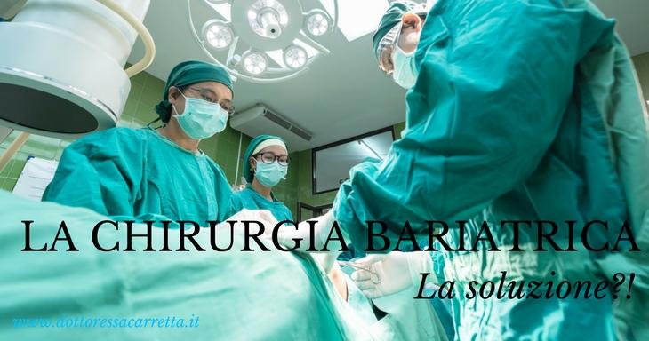 chirurgia di perdita di peso medica medica